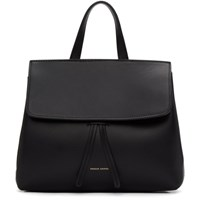 Mansur Gavriel Black Mini Mini Lady Bag