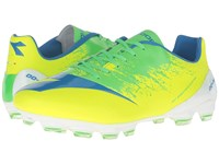 Diadora Dd Na4 Glx 14 Yellow Fluo Green Men's Soccer Shoes Multi