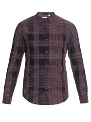 Burberry Belgrave Checked Long Sleeved Shirt