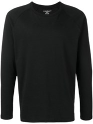 Majestic Filatures Relaxed Fit Sweatshirt Black