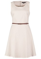 Comma Summer Dress Apricot