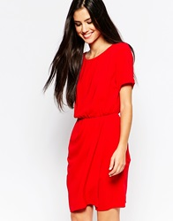Lashes Of London Dress With Gathered Waist