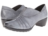 Romika Banja 04 Ash Pitone Women's Clog Shoes Gray