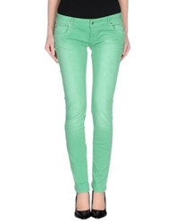 Zu Elements Casual Pants Light Green