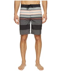Vans Era Stretch Boardshorts 20 New Charcoal Men's Swimwear Gray