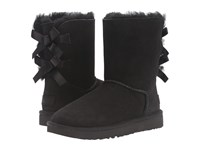 Ugg Bailey Bow Ii Black Women's Boots