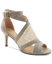 Nanette Lepore By Bliss Dress Sandals Women's Shoes Natural