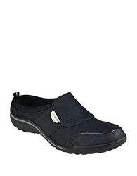 Anne Klein Guardless Fashion Athletic Slip On Shoes Black