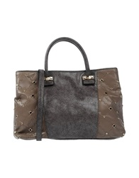 Blugirl Blumarine Handbags Grey