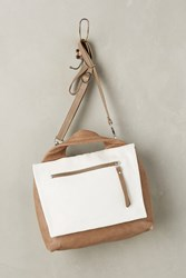 Anthropologie Lory Satchel Ivory