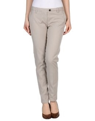 Shaft Casual Pants Light Grey