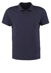 Your Turn Polo Shirt Navy Dark Blue