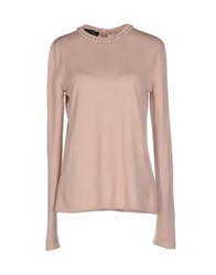 Jay Ahr Sweaters Light Brown