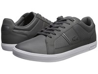Lacoste Europa 417 1 Sport Dark Grey Shoes Gray