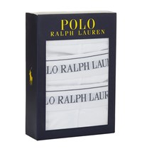 Polo Ralph Lauren Low Rise Briefs 3 Pack Male
