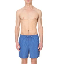 Michael Kors Dot Print Swim Shorts Blue