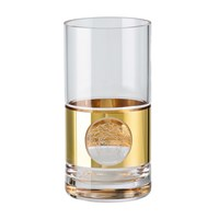 Versace Medusa Madness Oro Long Drink Glass