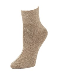 Lemon Wool Socks Cappuccino