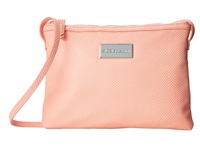 Bcbgeneration The Zoey Crossbody Salmon Cross Body Handbags Orange