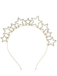 Rosantica Milky Way Headband Gold