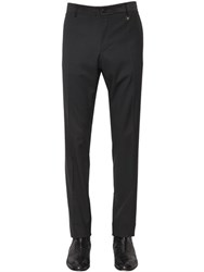 Lords And Fools 17Cm Wool Serge Tuxedo Pants