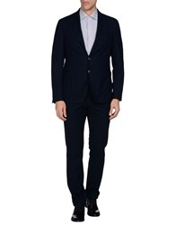 Roda Suits And Jackets Suits Men Dark Blue