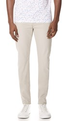 7 For All Mankind Adria Pants White Onyx