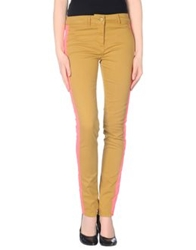 Essentiel Casual Pants Ocher