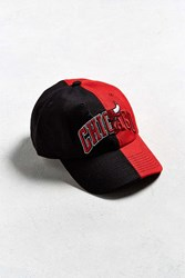47 Brand '47 Split Chicago Bulls Baseball Hat Black