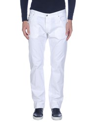 Cnc Costume National C'n'c' Casual Pants White