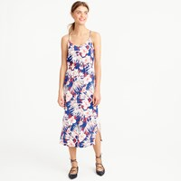 J.Crew Petite Carrie Dress In Retro Floral