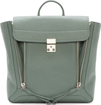 3.1 Phillip Lim Agave Grained Leather Pashli Backpack