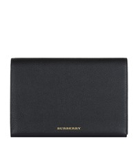 Burberry Shoes And Accessories Travel Organiser Female Black