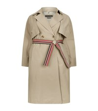 Marina Rinaldi 3 Way Trench Coat Beige