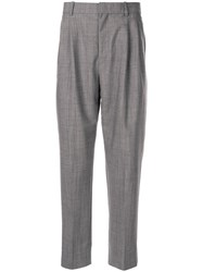 Alexander Wang Tailored Twill Suit Trousers 60