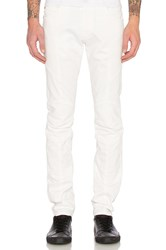 Balmain Jeans Off White