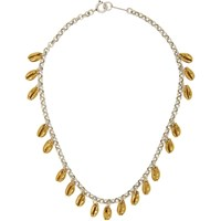Isabel Marant Silver And Gold Amer Necklace