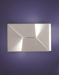 Nemo Medium Shadows Wall Light White