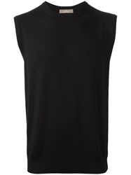 Cruciani Sleeveless Jumper Black