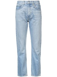 Brock Collection Wright Jean Blue