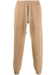 Brunello Cucinelli Knitted Track Pants 60