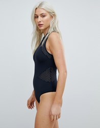 Rip Curl Mirage Ultimate One Piece Swimsuit Black