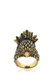 Gucci Antique Colored Bird Ring