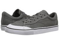 Emerica Indicator Low Grey White Men's Skate Shoes Gray