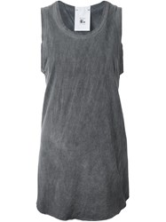 Lost And Found Rooms Draped Back Tank Grey