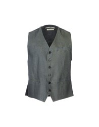 Exibit Vests Dark Blue