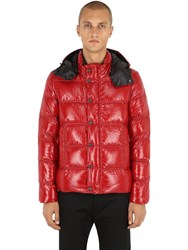 Duvetica Aneirin Down Jacket Red