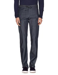 Versace Collection Denim Denim Trousers Men Blue
