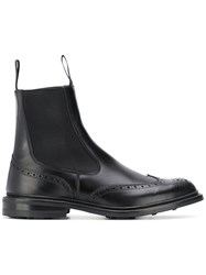 Tricker's Trickers Henry Chelsea Boots Black