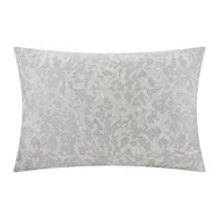 Dkny Soho Grid Pillowcase Grey